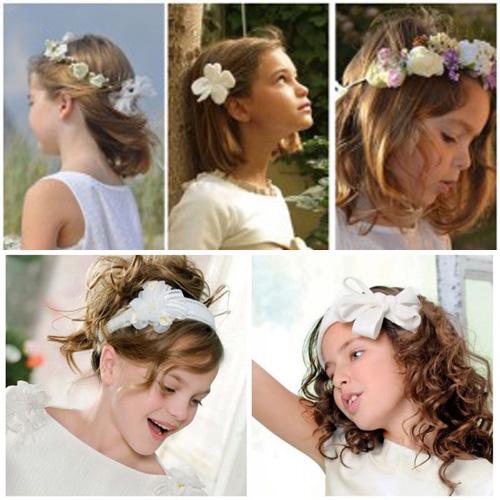 2f3695ac9f8 Peinados de nena comunion – Cortes de pelo con estilo 2019